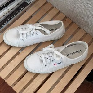 Superga Wedge Sneakers